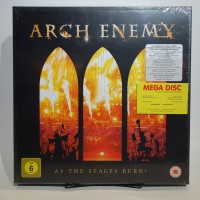 Boxset Arch Enemy - As The Stages Burn! [CD, DVD & Blu-ray EU]