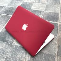 MacBook Case MATTE RED WINE