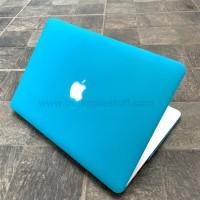 MacBook Case MATTE LIGHT BLUE