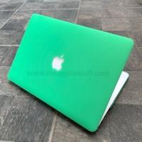 MacBook Case MATTE TENDER GREEN