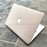 MacBook Case PASTEL ROCK GREY