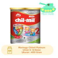 Morinaga Chil Mil Platinum 400 gram