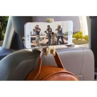 hook gantungan dalam mobil carseat organizer tempat gantung HP tas