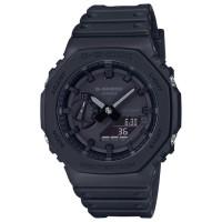 Casio G-Shock GA-2100-1A1DR - Jam Tangan Pria - All Black