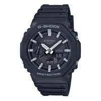 Casio G-Shock GA-2100-1ADR - Jam Tangan Pria - Hitam
