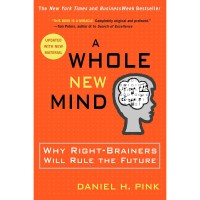 [PAPERBACK] A Whole New Mind by Daniel H. Pink