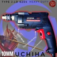 MESIN BOR 10mm full bonus kayu besi tembok drill tangan model maktec