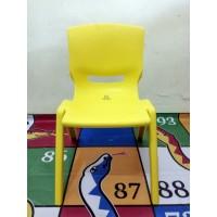 Kursi Anak PAUD Plastik KUNING Olymplast OK 305