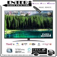 LG LED TV 55SM8600 - SMART TV LED 55 INCH SUHD NANOCELL TV 55SM8600PTA