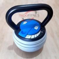 Adjustable Kettlebell 20 Lbs - Dumbell Kettle bell