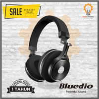 Bluedio T3+ / T3 Plus with Bluetooth 4.1 and Sd Card Slot Wireless