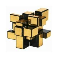 Mainan Rubik Mirror 3x3 YongJun Magic Cube 3x3x3
