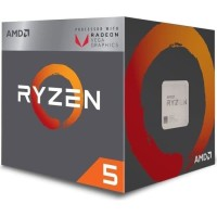 AMD Ryzen 5 2400G 3.6Ghz Up To 3.9Ghz - RAVEN RIDGE (Socket AM4)