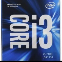 processor intel core i3 7100 box soket 1151