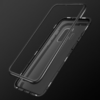 TOP.!! ZNP Magnetic Metal Phone Case For Samsung Galaxy S10 S9 S8 A6