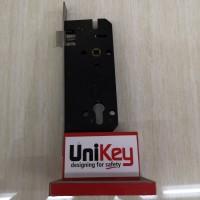 UNIKEY BODY KUNCI SWING SW001-50SS BODI BADAN KUNCI PINTU LOCKCASE