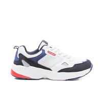 Phoenix Men Spencer Sepatu Running Pria - Putih - Putih, 40