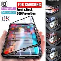 Case Samsung A6 /A8  Premium Magnetic Case