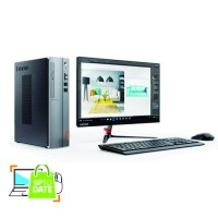 PC Dekstop Lenovo IC 510S-07ICB 90K800C1ID i3-9100/4GB/1TB/D0S/21.5