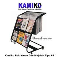 Rak Koran & Majalah Kamiko 611 Produk Unggulan