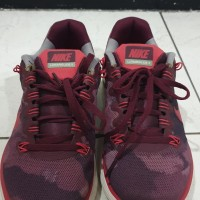 PINK CAMO NIKE LUNARGLIDE 5 ORI (Sepatu Running Cewek)