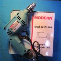 Mesin bor listrik modern 10mm 2100-B