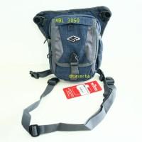 Tas Pinggang Paha Outdoor Waist Bag Biker Blasted BL 3050 HP dompet
