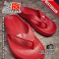 Sandal Jepit Adidas Duramo // sendal adidas karet