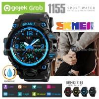 SKMEI Jam Tangan Pria Cowok Analog LED Casio Baby G-Shock 1155 AD1155