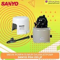 Mesin Pompa Jetpump Sanyo PDH 255 JP - Pompa 250 watt Sanyo PDH 255JP