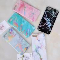 premium hologram marble case iphone 6 6+ 7 7+ 8 8+ X Xs import marmer