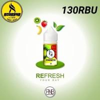 Liquid O2 SALT Banana Kiwi Strawberry