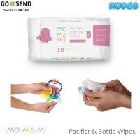 MoMaMi Pacifier Bottle Wipes Tisu Pembersih Mainan Botol Empeng Bayi