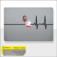 Decal Sticker Macbook Blood