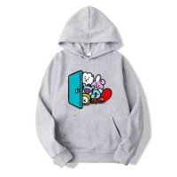 jaket sweater hoodie BTS BT21 - kualitas mantap 02