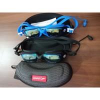 Kacamata Renang Optical/ Goggles Lensa Minus (Miopi) SPEEDO - 6.0