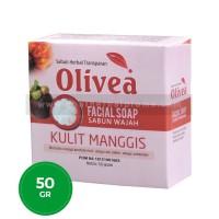CHI Sabun Wajah Olivea Kulit Manggis 50 Gr Kesehatan Kulit Wajah Alami