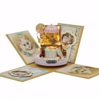 CuteRoom Dollhouse Candy Cat Y-006 DIY Doll House