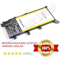 Baterai Laptop Original ASUS A555L F555L A455L R556L X555L C21N1347