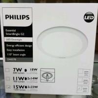 Lampu Downlight Led Philips Dn027B 15W 15 Watt 15Watt 6Inch