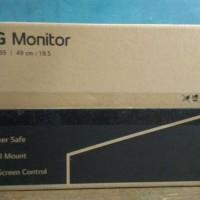 LG LED MONITOR 19,5 INCHI WIDE SCREEN