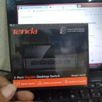 tenda SG 105 5-port gigabit desktop