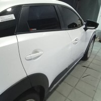 flash sale!!! kaca film mobil 3m black beauty 60/ 80 samping belakang