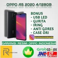 OPPO A5 2020 4/128GB NEW GARANSI RESMI