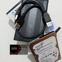 HARDISK EXTERNAL 320GB
