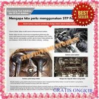 STP [BUNDLE] Octane Booster X2 Campuran Oktan dan Pembersih