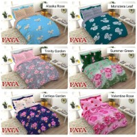 Fata Bedcover Signature 4D King size 180x200 Queen size 160x200