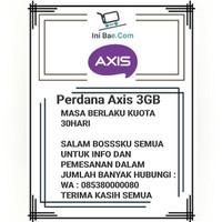Perdana Axis 3GB