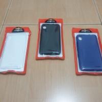 Soft Case Silikon Transparan ORI ADVAN S50 PRIME ORIGINAL