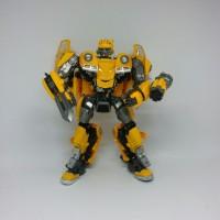 Mainan Super Deformed Figure Bumblebee- Armor Wasp LS07 Transformers